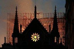 Notre-Dame enflamme les cinéastes
