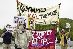 Jeux de Tokyo: le sport peut encore sortir gagnant