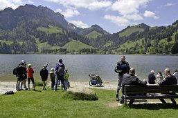 Optimisme de mise au Lac-Noir