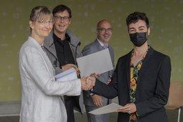 L'École de Culture Générale a récompensé ses élèves