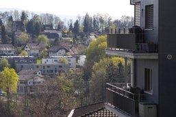 Des logements à Bourguillon