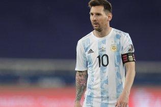 Faux départ pour  l'Argentine