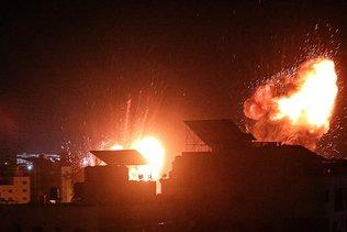 Nouvelles frappes israéliennes dans la bande de Gaza