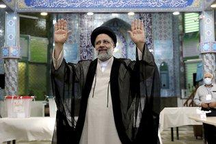 Iran: l'ultraconservateur Ebrahim Raïssi intronisé président