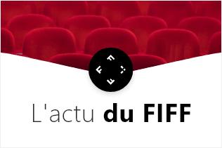 Newsletter spéciale FIFF