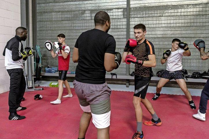 Créer une communauté de boxe
