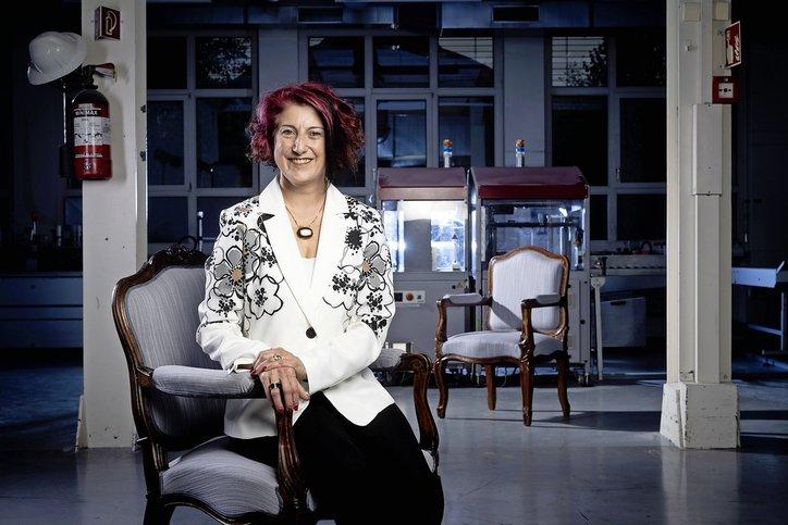 Luana Menoud-Baldi: «Redonner confiance à la population»