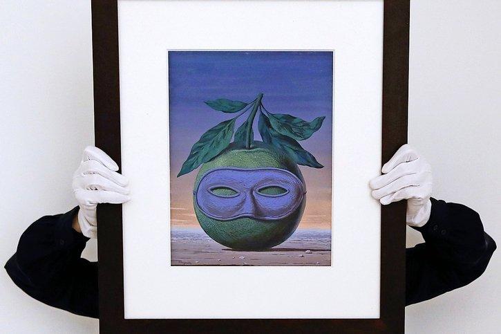 Magritte mène l'enquête