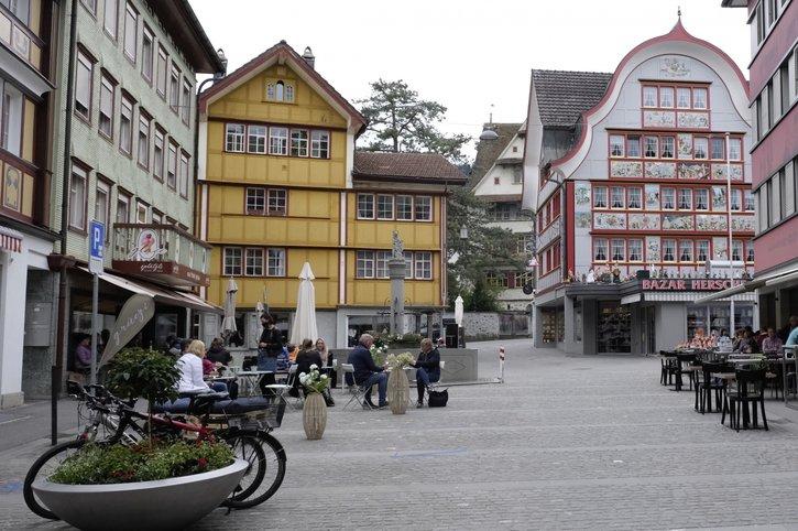Biberli et petits nains à Appenzell