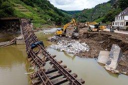 Réchauffement en cause dans les inondations dévastatrices