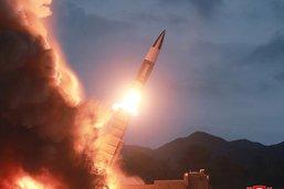 """Pyongyang tire un nouveau """"missile de croisière de longue portée"""""""