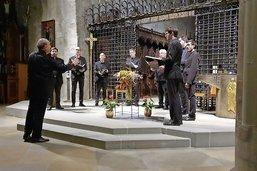 Des Vêpres françaises à l'orgue