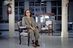 Sylvie Bonvin-Sansonnens: «Je représente les gens de la plaine»