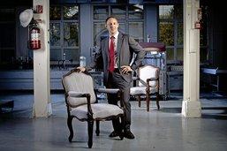 David Papaux: «Depuis tout petit, je me bats»