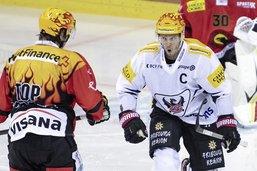 Julien Sprunger: «J'ai encore très faim de hockey»