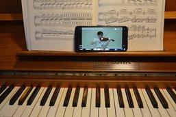Mozart et Bach en repérage sur les réseaux