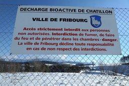 Déchets: arrêt provisoire du stockage des résidus d'incinération à Fribourg