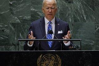 """Biden assure qu'il ne veut pas de """"Guerre froide"""" avec la Chine"""