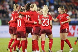 La Suisse poursuit son parcours immaculé